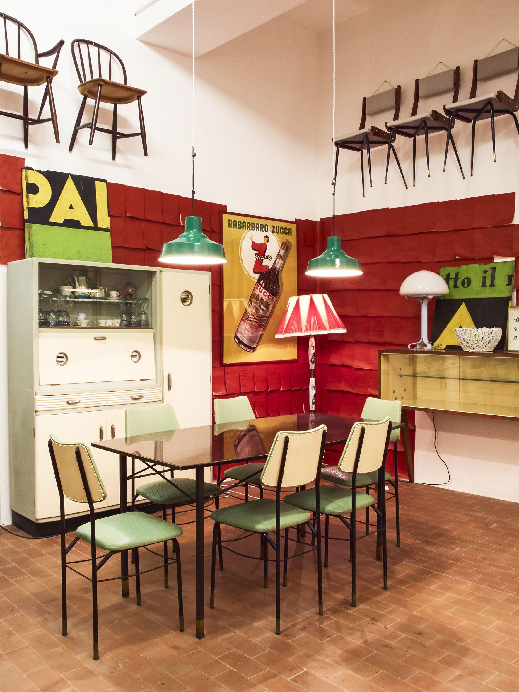 Cucina anni \'30 | Ambienti per scenografie | Pinterest