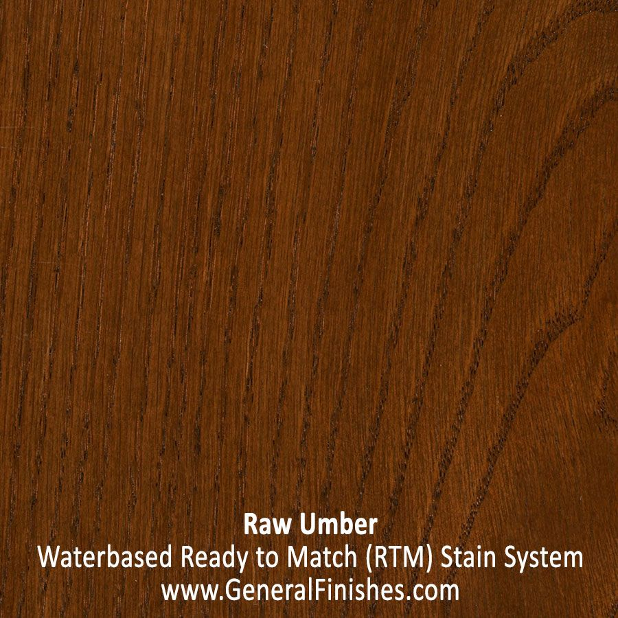 With Ready To Match Stain System Rtm A Water Borne Color Matching