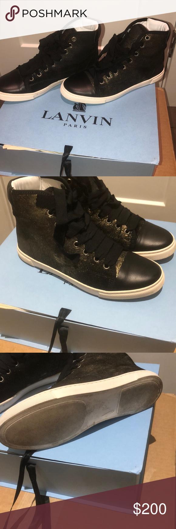Lanvin shoes, Womens shoes sneakers, Lanvin