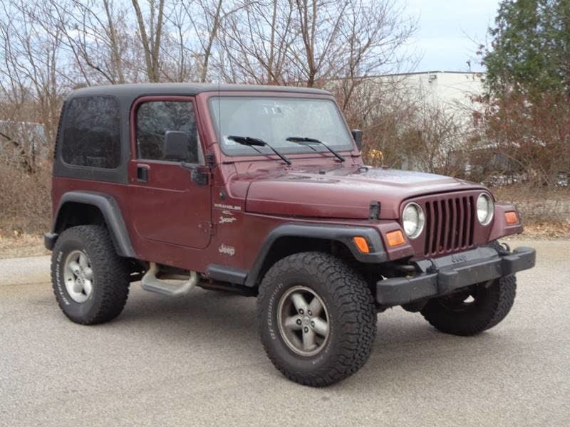 Used Jeep Wrangler For Sale Cockeysville, MD CarGurus