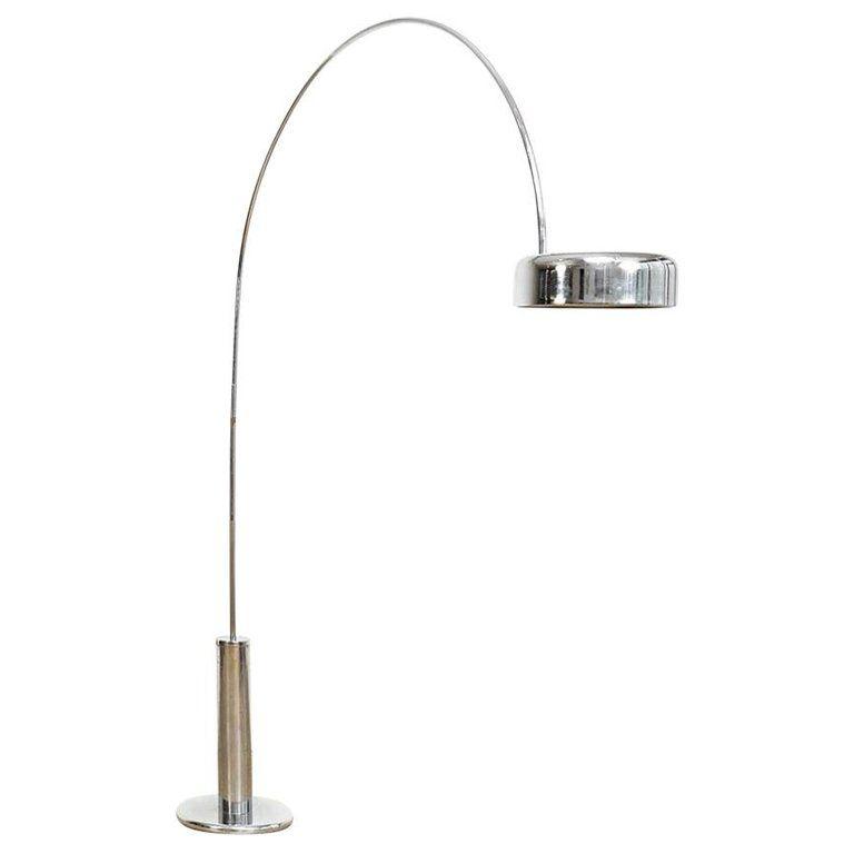 1stdibs Floor Lamp Vintage Arc 1960s American Mid Century Modern