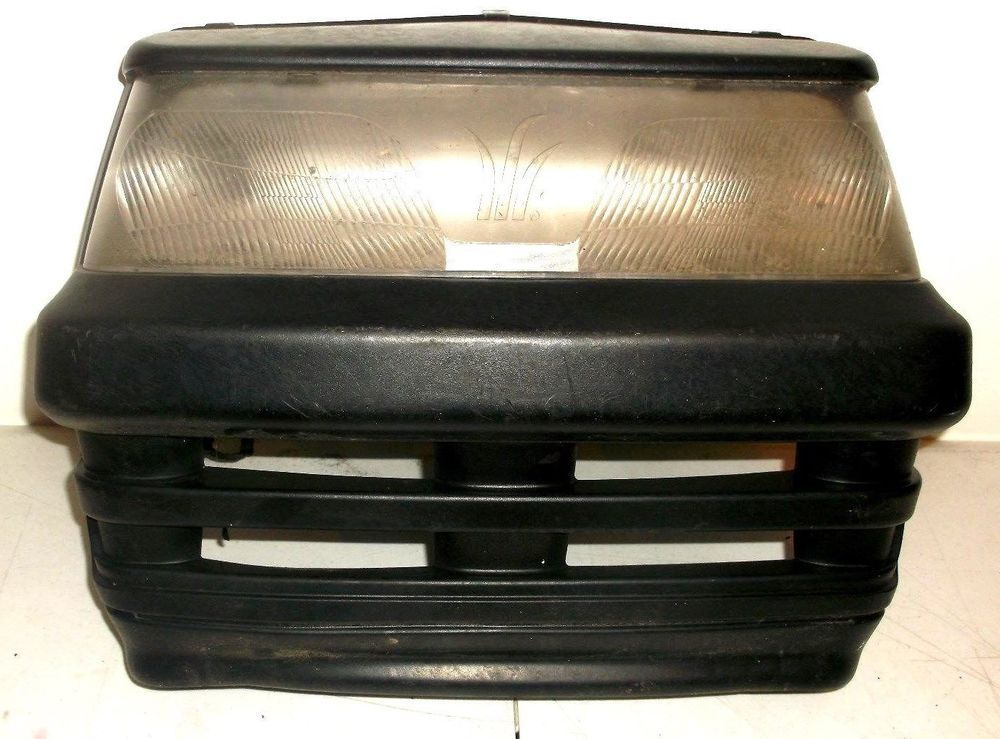 Yard Machines By MTD Headlights And Grill 731-1097E