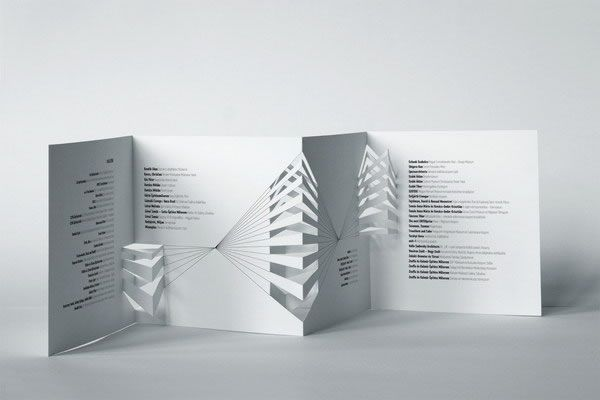 Amazingly Creative Brochure Design Ideas | Creative brochure design ...