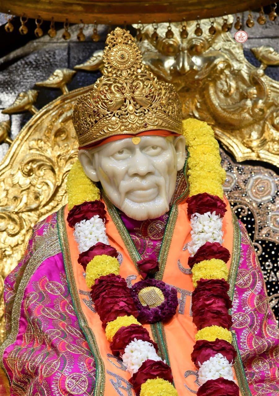 Pin By H Prakash On Saai Sai Baba Wallpapers Sai Baba Pictures Sai Baba Photos