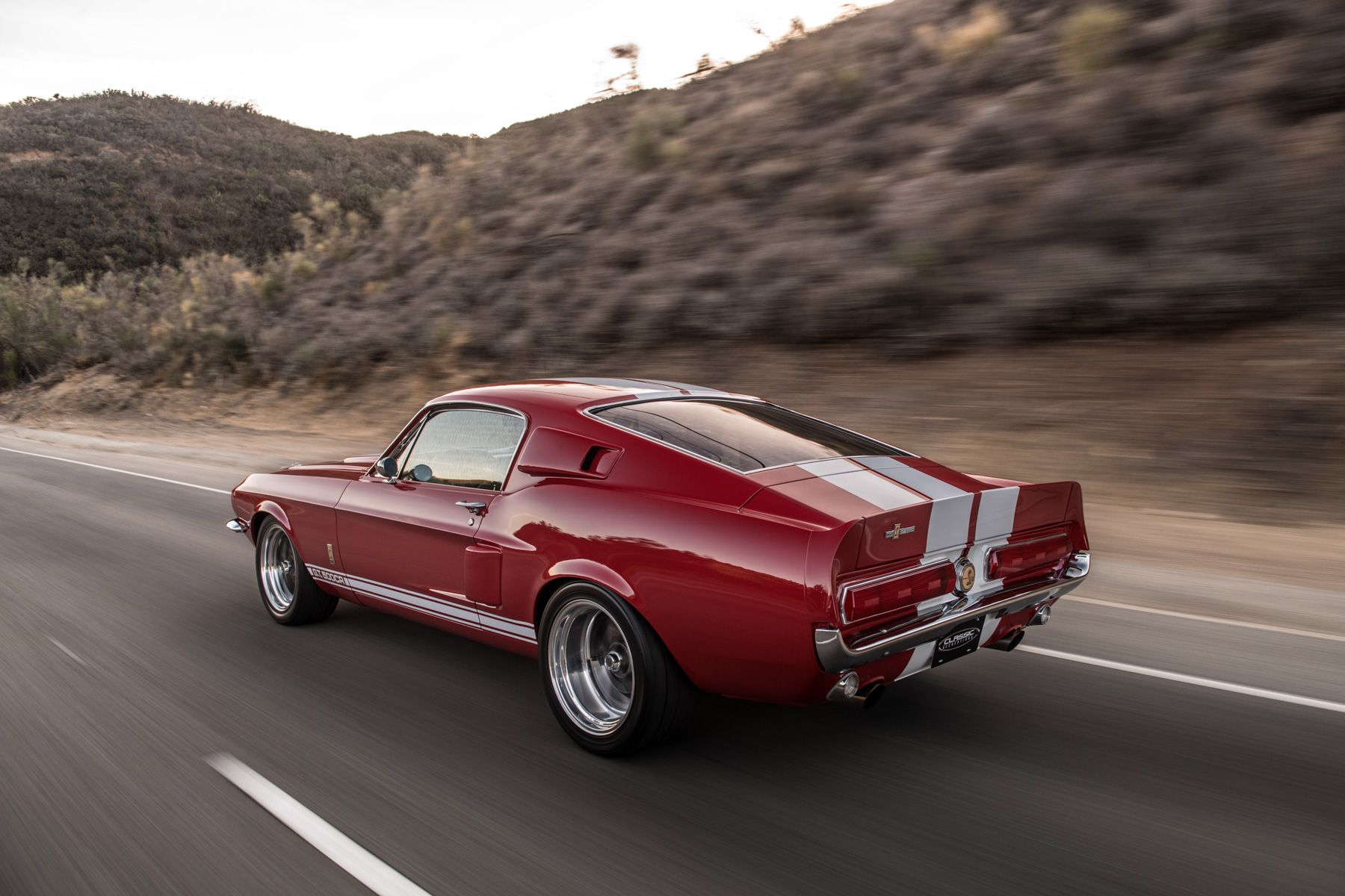 The shelby gt500cr is the perfect mix of old school and modern shelbygt500cr musclecar classiccar