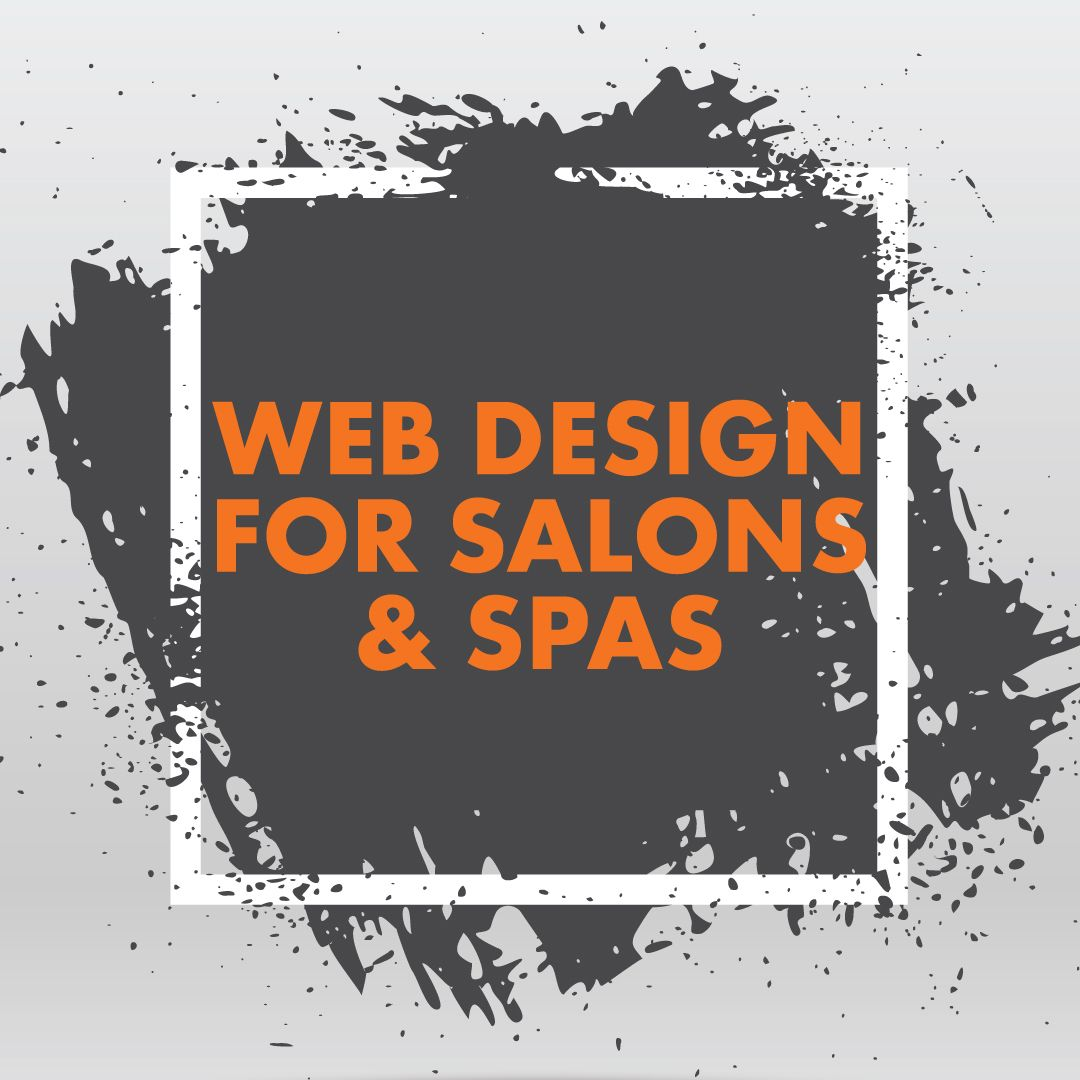Web Design For Salons And Spas Board Cover Web Design Portfolio Web Design Web Design Tips