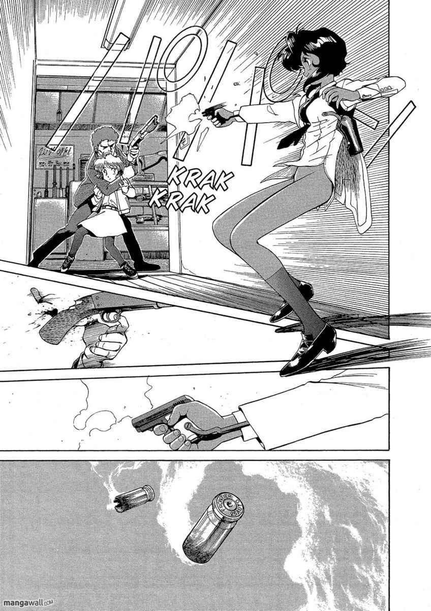 Gunsmith Cats Manga Chapter 1 Page 25 Read Gunsmith
