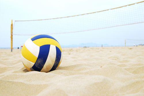 The History Of Beach Volleyball Voley Voleibol Playero Voleibol