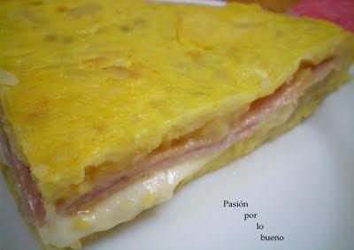 Tortilla de patata sorpresa