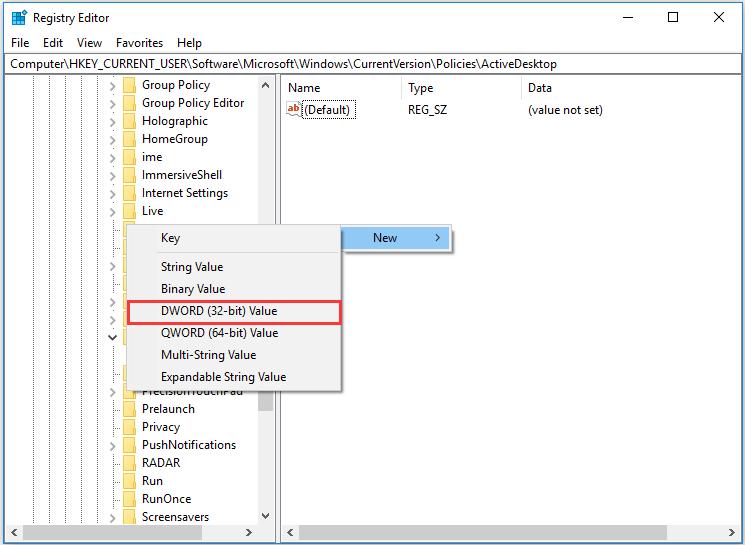 How To Lock Desktop Background Windows 10 Try These 2 Ways Internet Settings Microsoft Windows Windows 10 Desktop Backgrounds