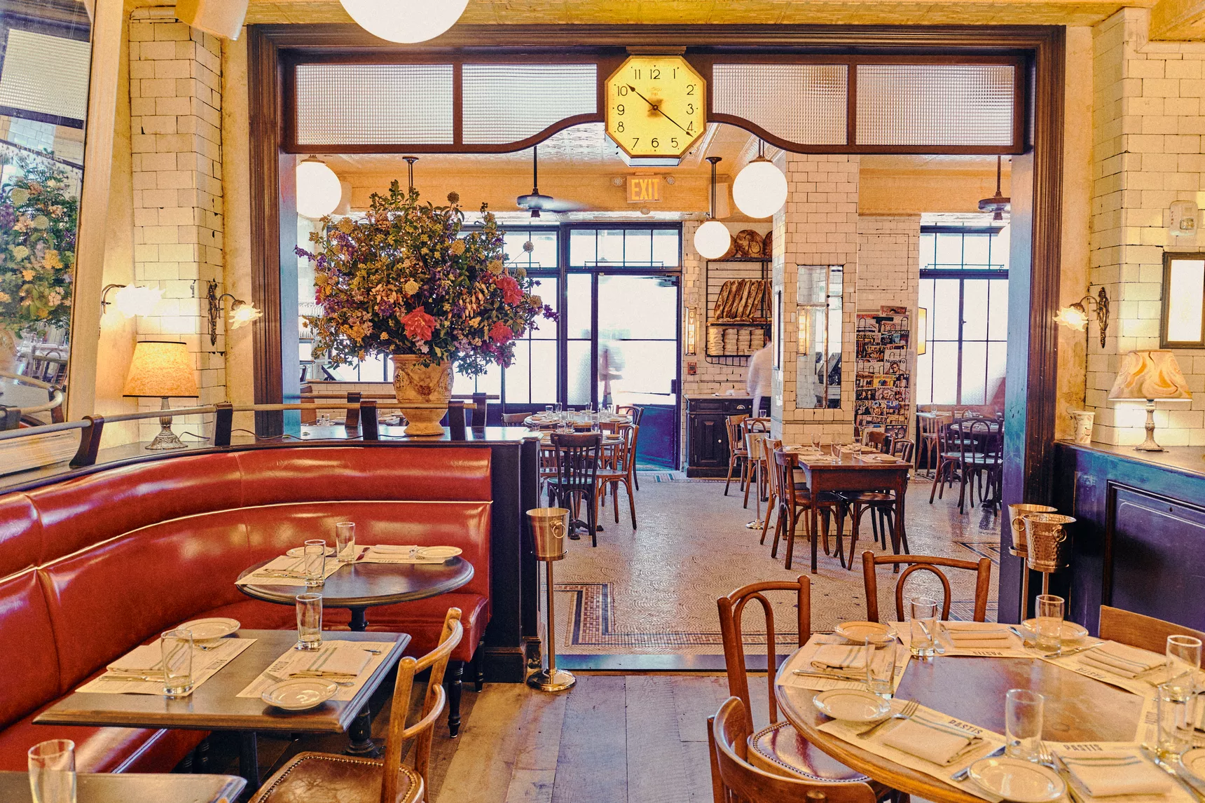 Inside the New Pastis, the Romantic NYC Legend Reopening