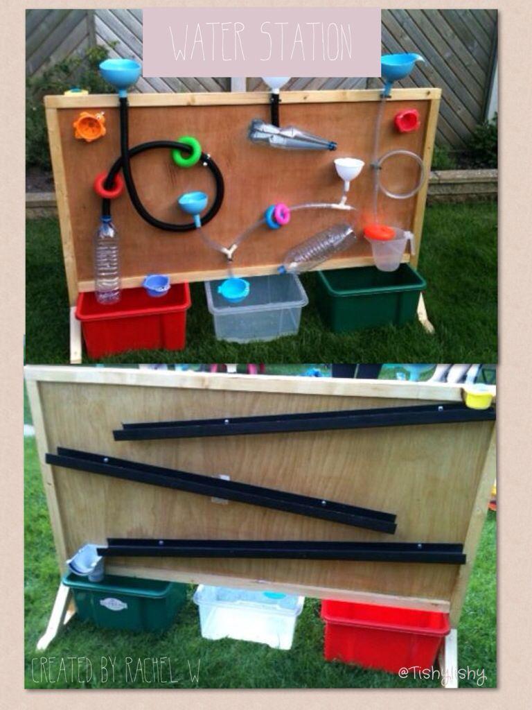 wasserspiel kinderspass pinterest wasserspiele kita. Black Bedroom Furniture Sets. Home Design Ideas