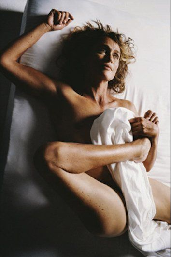 Lauren Hutton Hutton Who Turned 71 In November Posed Nude At Age 61 For Big Magazine