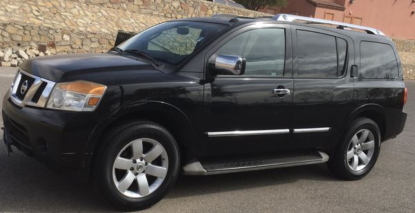 2011 Nissan Armada on sale for 10,995.00 for Sale in El