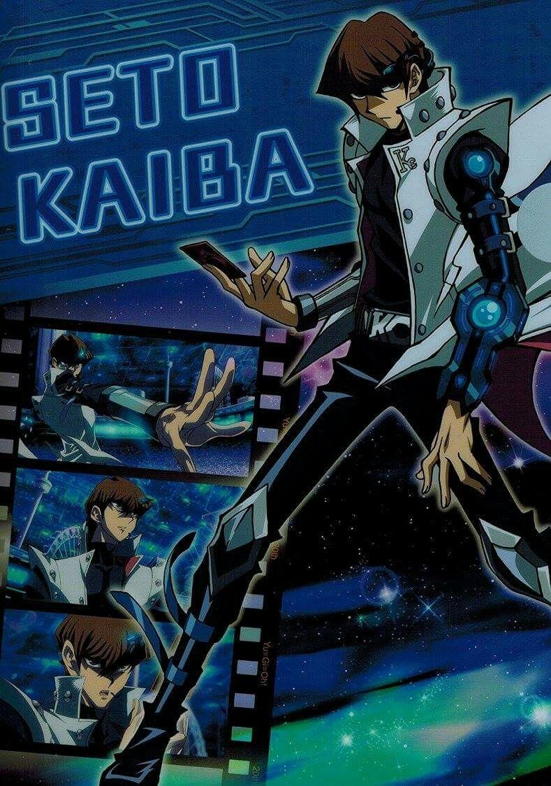 Seto Kaiba Anime, Yugioh, Dark side of dimensions
