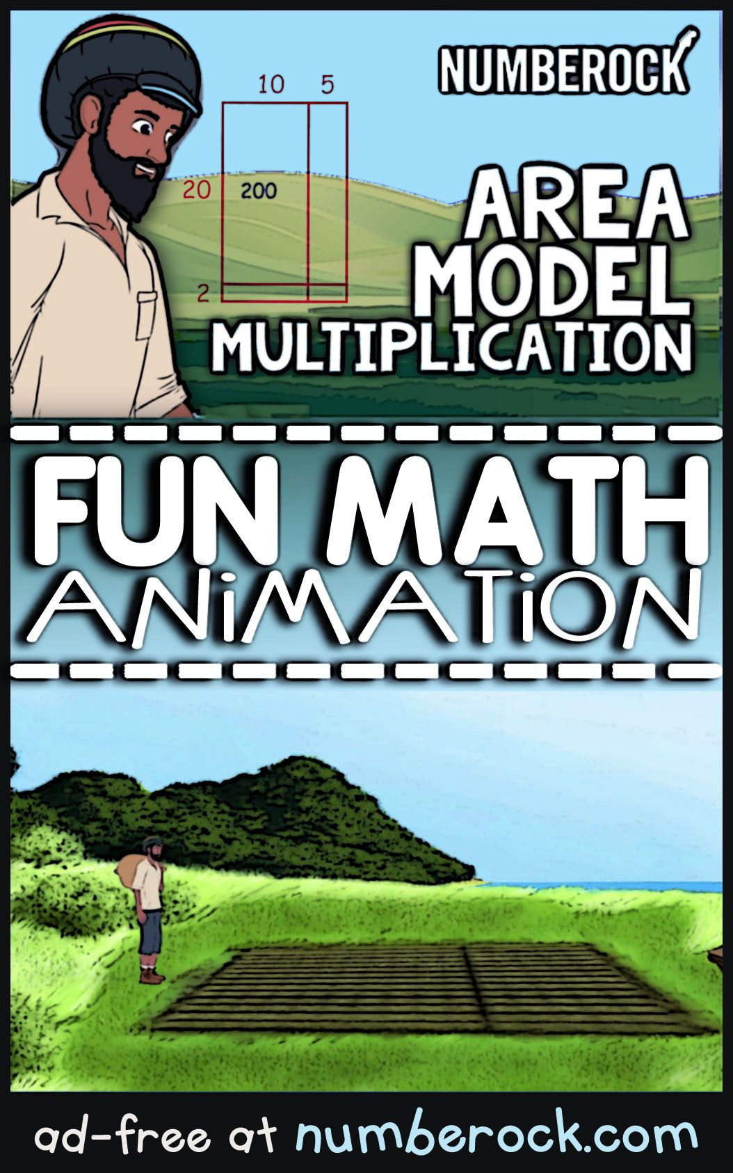 Area Model Multiplication Video