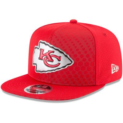 Kansas City Chiefs New Era Youth 2017 Color Rush 9FIFTY Snapback Adjustable  Hat – Red