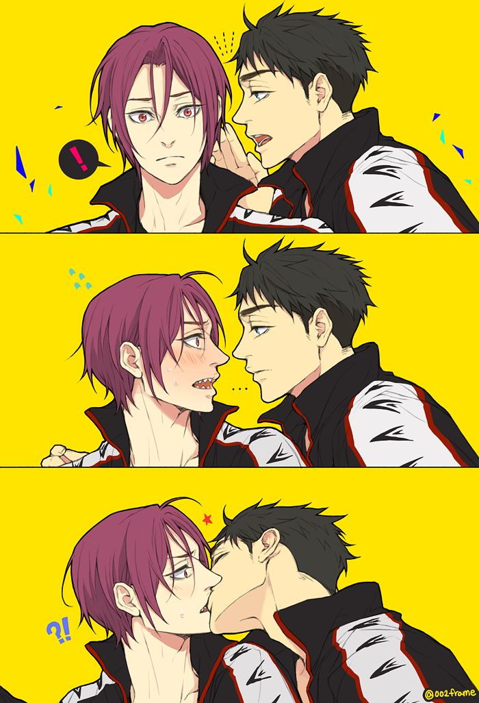 Sourin ~ Ahh, I'm such a fujoshi....