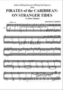 Pirates Of The Caribbean On Stranger Tides Mp3 Pirates Of The