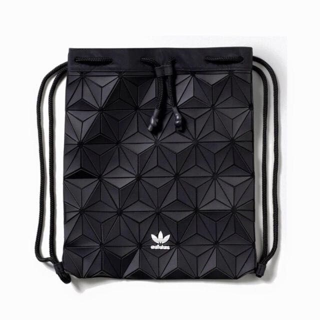 46926b92711c4 the NEW adidas X Issey Miyake Gym sack bucket on Carousell