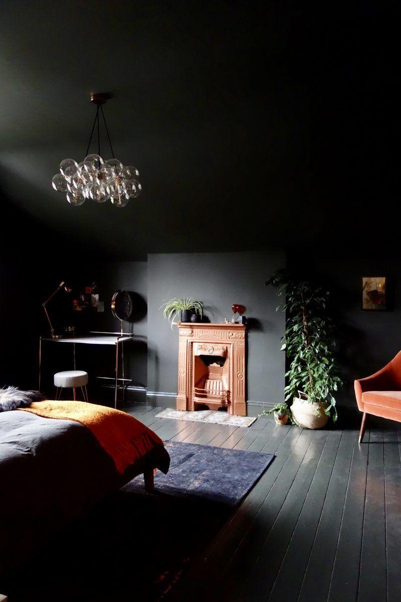 7 Dark Bedroom Ideas You Definitely Shouldn't Sleep On ...