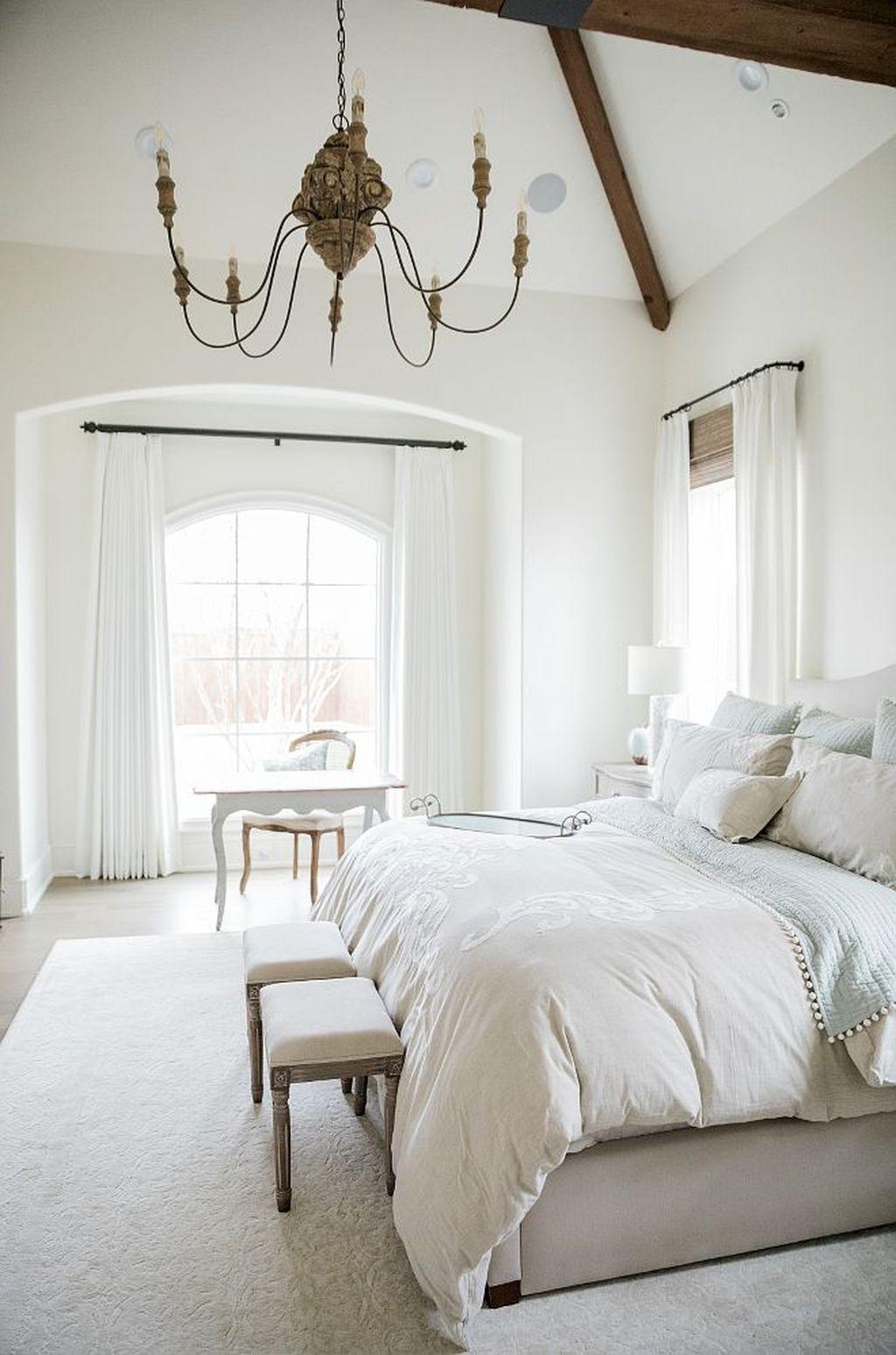 20 Stylish Bedroom Chandeliers Ideas French Bedroom Decor