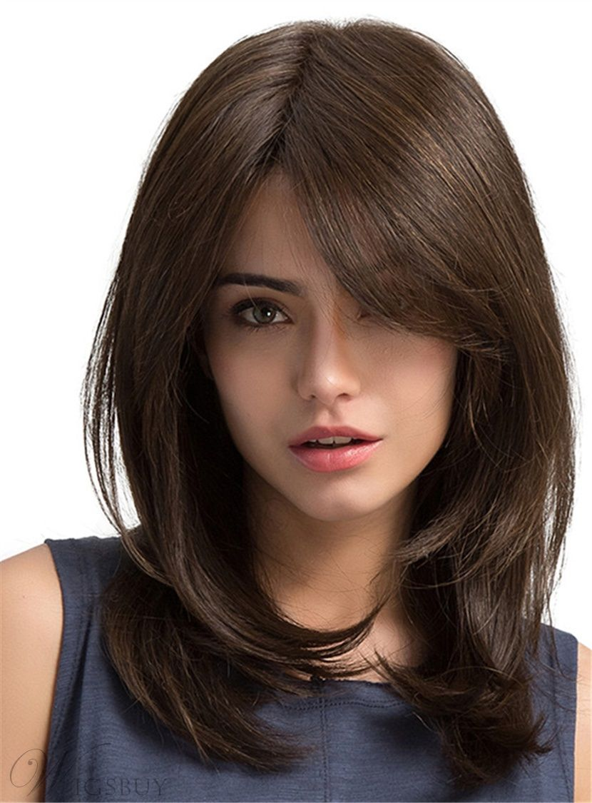 11+ Side part hairstyles for long hair inspirations