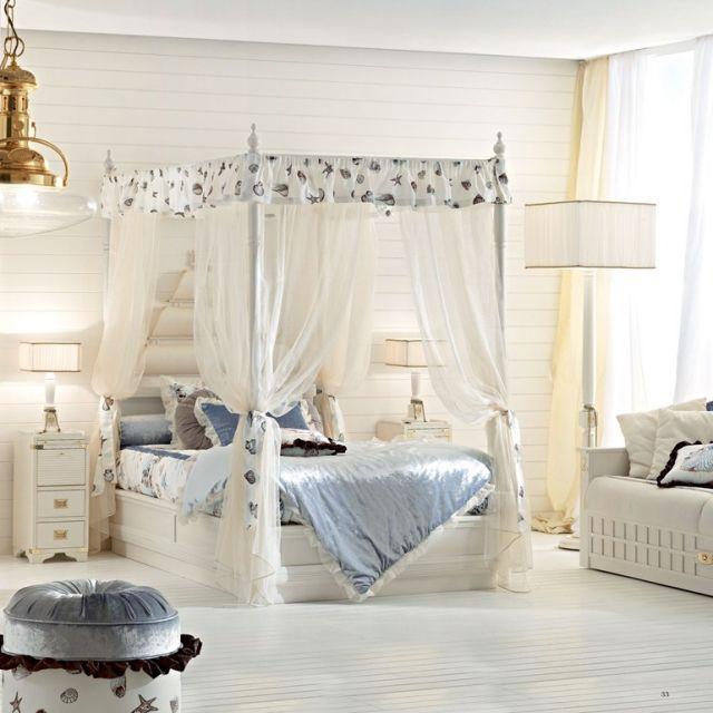 Himmelbett Emma Pinterest Himmelbett, Kinderbetten und - schlafzimmer himmelbett
