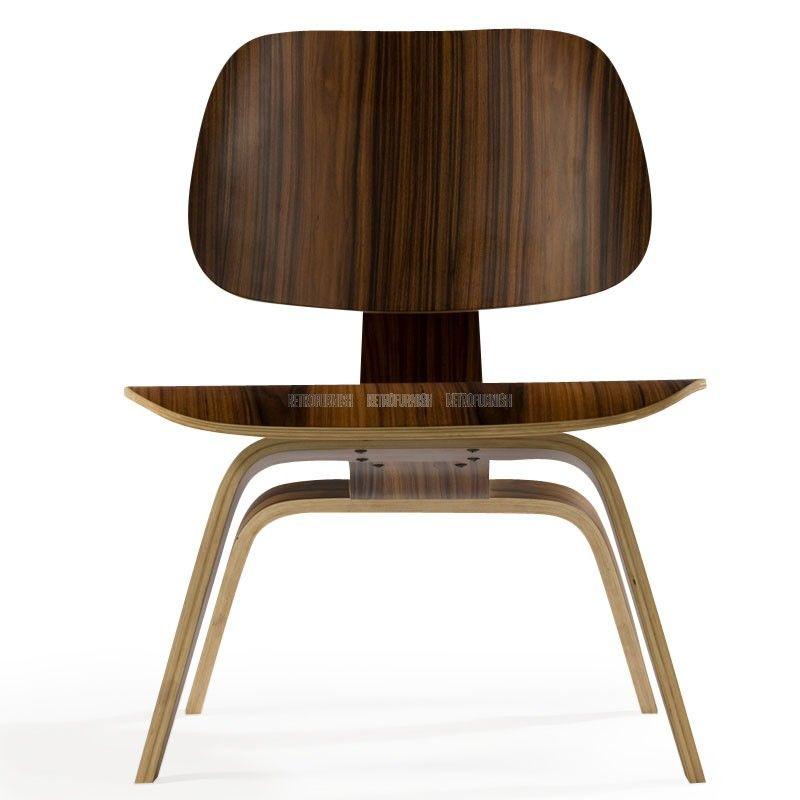 Chaise Lounge Lcw Eames Mobilier De Salon Charles Eames