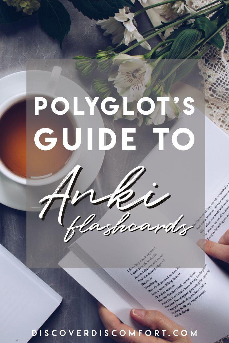 Anki pro tips for language learners a faq flashcard app