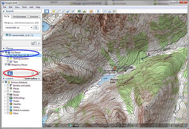 Overlaying topo maps with satellite image in google earth hunting overlaying topo maps with satellite image in google earth gumiabroncs Image collections