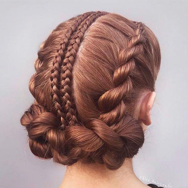 60 hermosos peinados de bollo bajo para cualquier novia