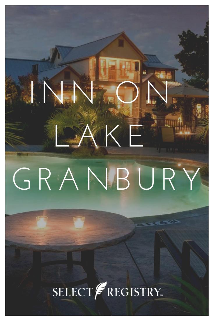 Inn on Lake Granbury in 2020 Lakefront property