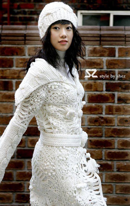 Sacos tejidos al crochet y dos agujas | Formación Docente