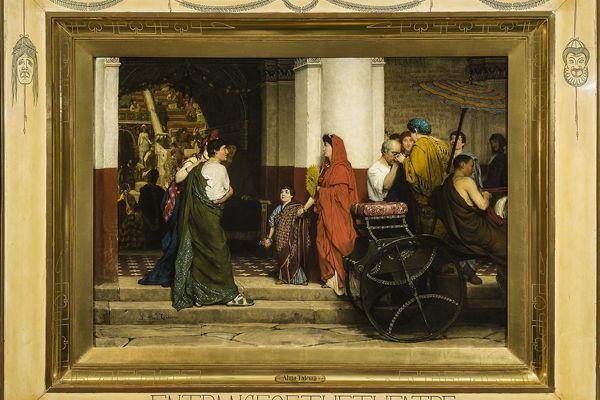 Cultuurtip: Alma-Tadema in Fries Museum   PlusOnline