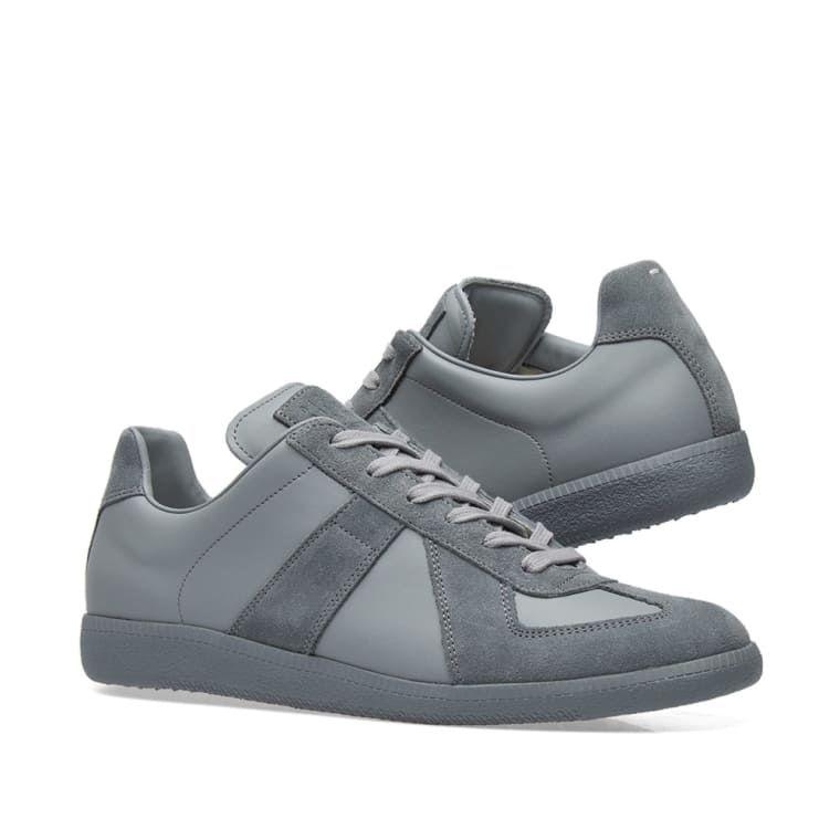 22 Sneaker 7Aw19 Graphite Margiela Replica Tonal Maison YD9I2WEHe