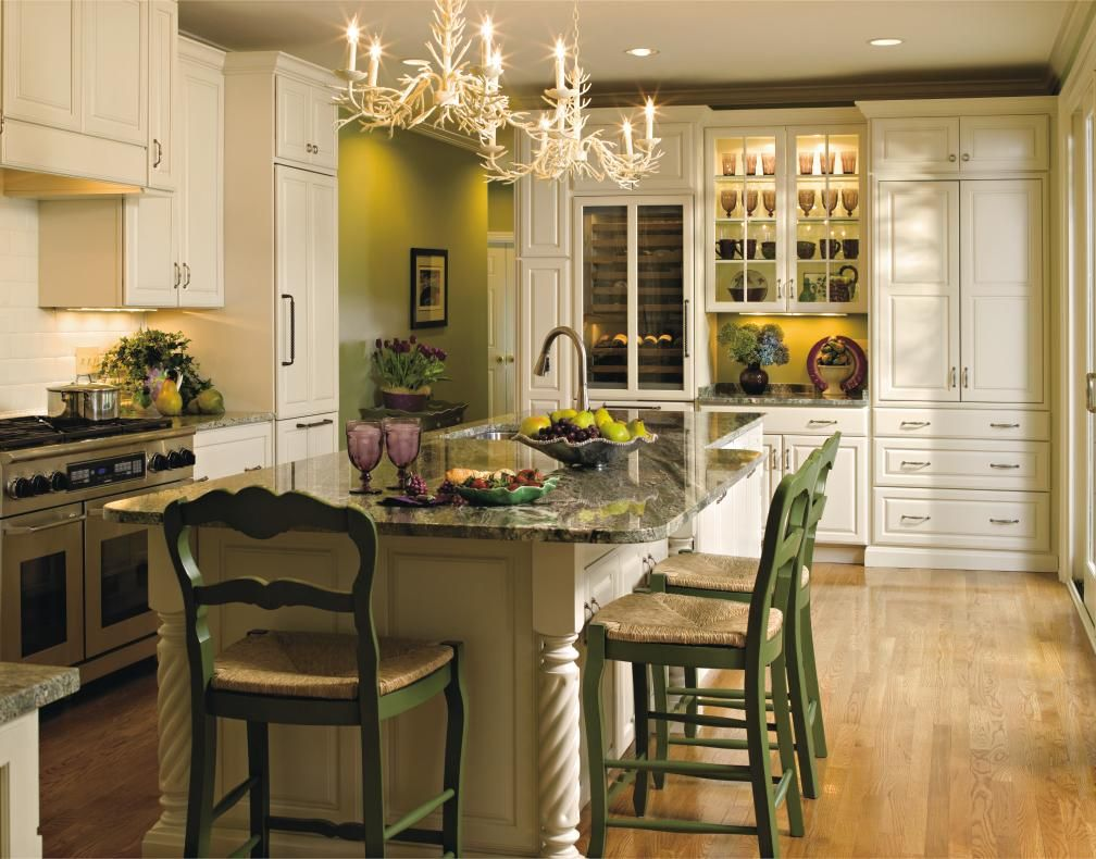 new year, new kitchen cabinets! these decora plaza cabinets in a