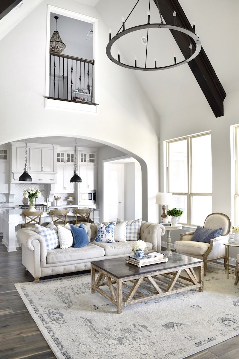 Tour this Refined and Fresh Family Home in Dallas, TX (The Everygirl ...
