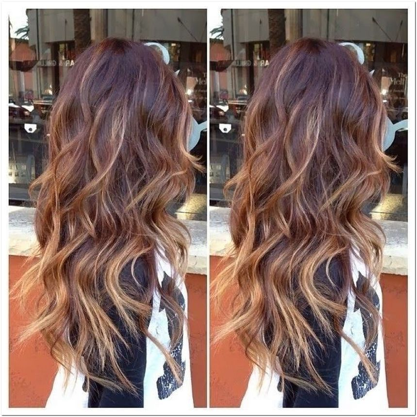 Perfection Hairstyles The Trend Of Best Hair Colours In 2015 Cool
