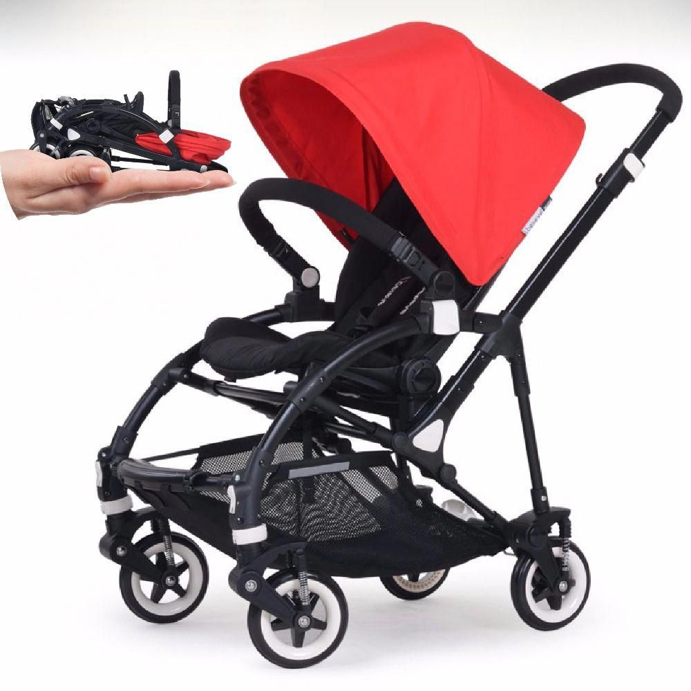 Bugaboo Stroller How To Fold Mini Baby Stroller No Bugaboo Bee Folding Baby Jogger Pram