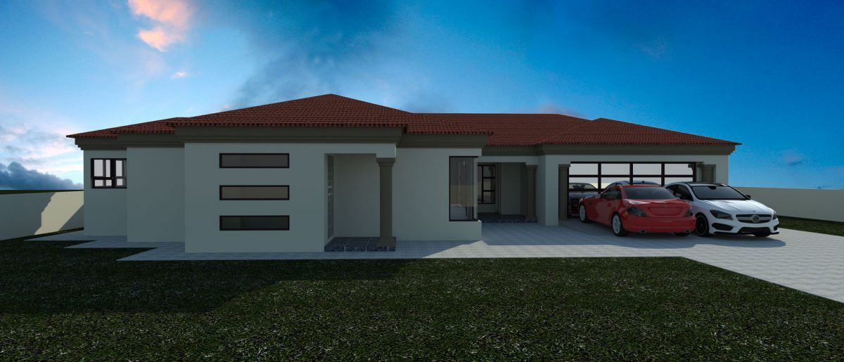 3 bedroom house plans mlb 056s tuscan house plans for 3 bedroom house plans with double garage