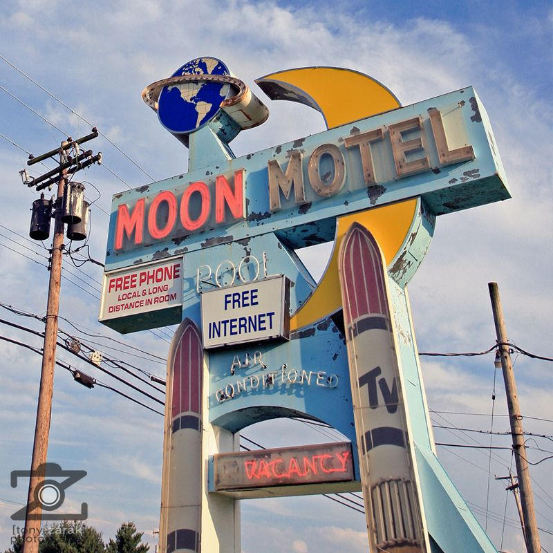 roadkill baby: The Moon Motel, Howell, NJ. | Motel and Retro