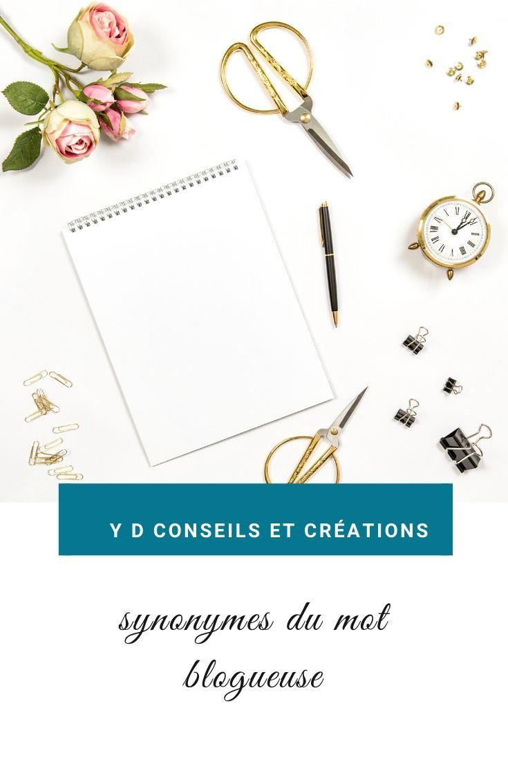 Les synonymes du mot blogueuse. patience. passion. travail commencer un blog est à la portée de tout le monde. le t… | Commencer un blog ...