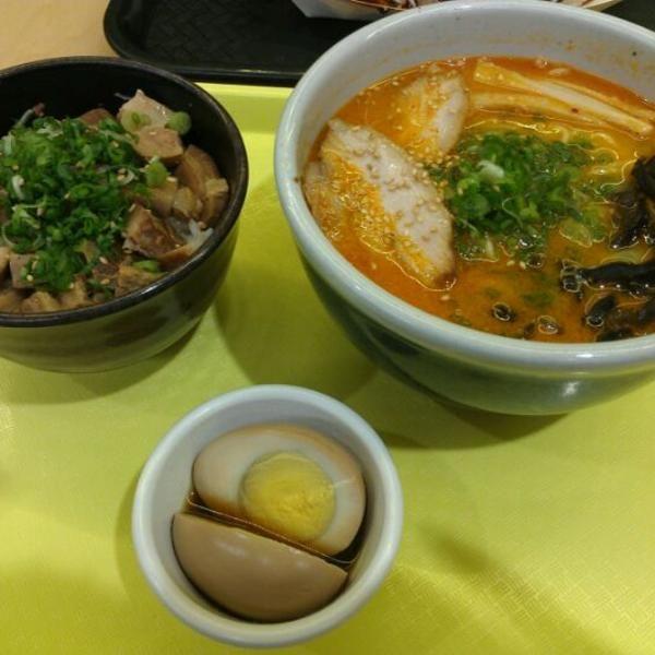 Restaurant: Santouka... Ramen