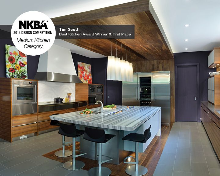 2014 Nkba Design Competition Winner Medium Kitchen 1st Place And