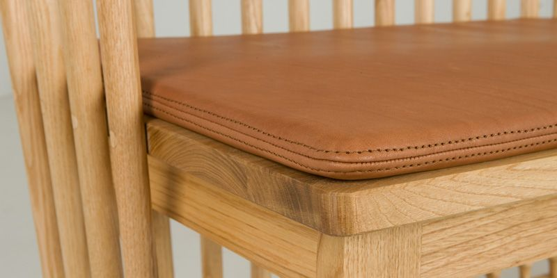 Leather Pad For Studioilse Seating Leather Bench Seat Leather