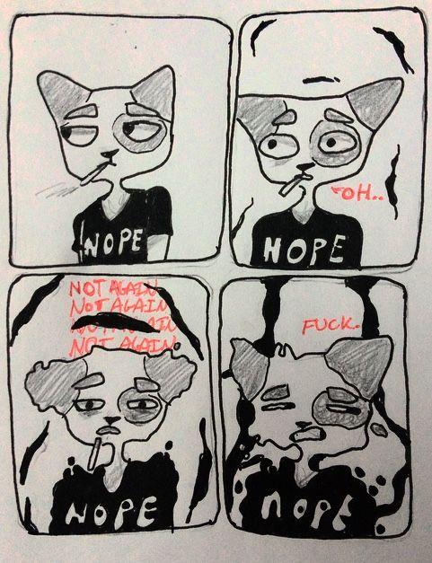 Drug Art Draw Drawing Sketch Depressed Meh Creepy