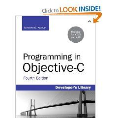 Great book for getting started with Objective C