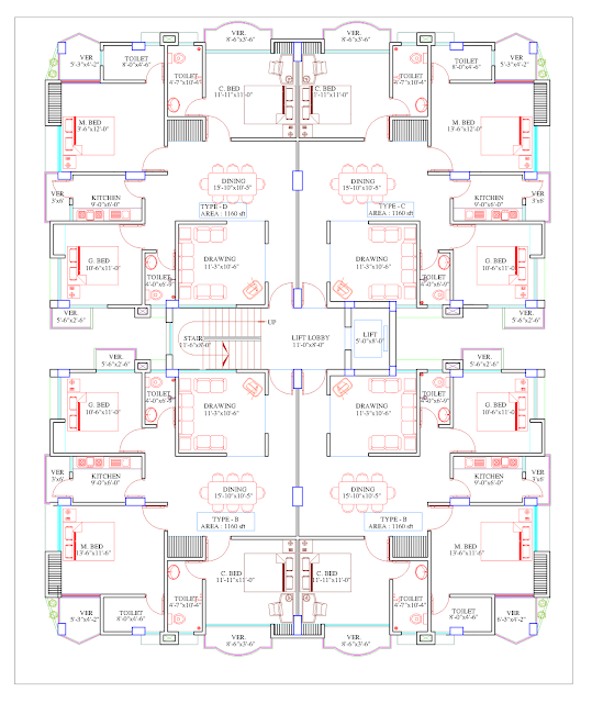Floor Plan Residential Building Plan Residential Building How To Plan