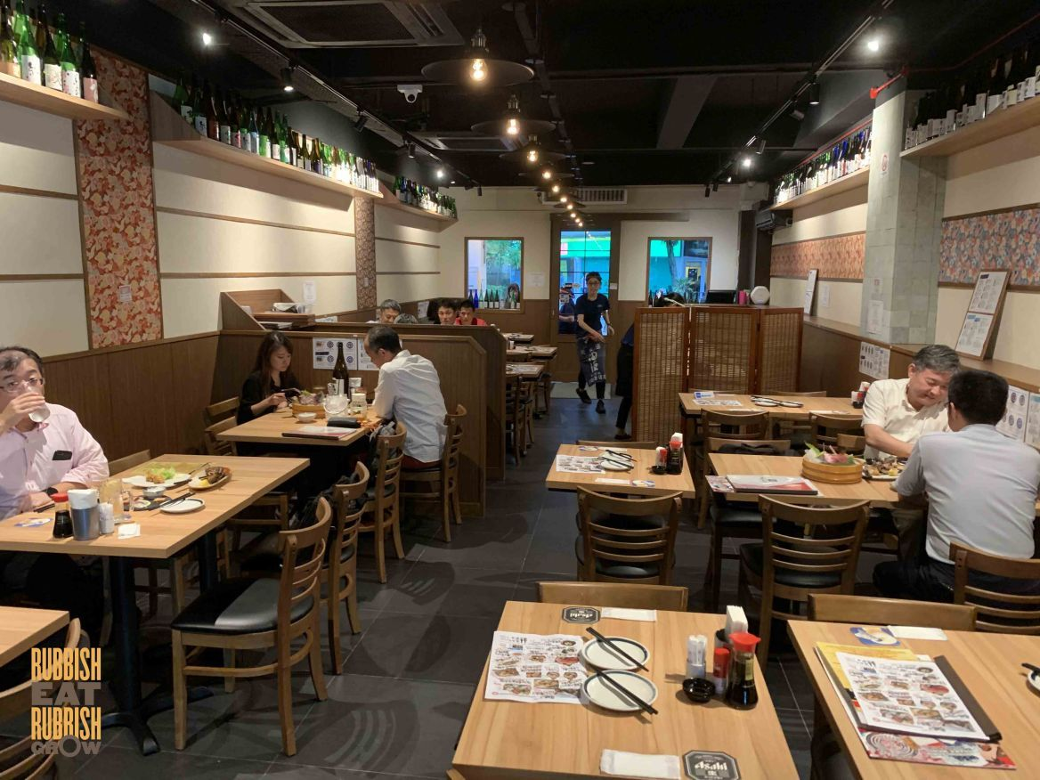 Izakaya Niningashi Tanjong Pagar Probably One Of The Best Izakayas In Singapore With Alcohol Buffet Rubbish Eat Rubbish Grow Izakaya Places To Eat Buffet